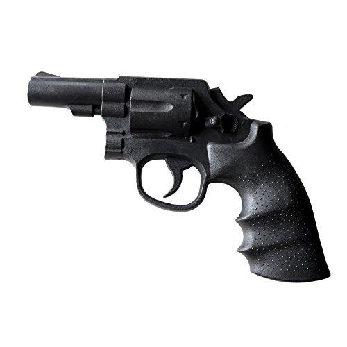 DEPICE Trainingswaffe Trainingsrevolver, schwarz, One size