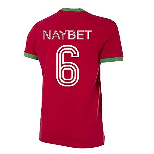 Copa Marokko Naybet 6 Retro Trikot 1970 - M