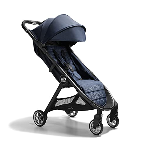 Baby Jogger City Tour 2 Ultra-Compact Travel Stroller, Seacrest