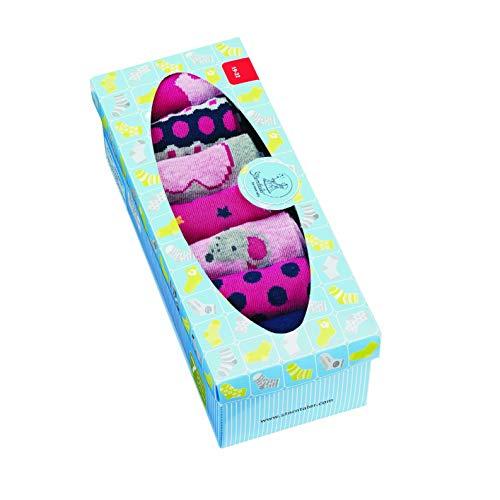 Sterntaler Mädchen Söckchen 7er-Box Mädchen für Babys und Kleinkinder