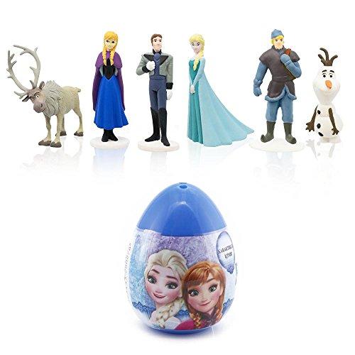 La Reine des neiges oeuf mystère figurine (1 boite au hasard)