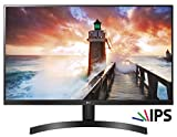 LG 27MK600M Monitor, 27 Pollici, LED IPS Full HD 1920 x 1080, 5 ms, Radeon FreeSync 75 Hz, Multitasking, VGA, HDMI, Borderless