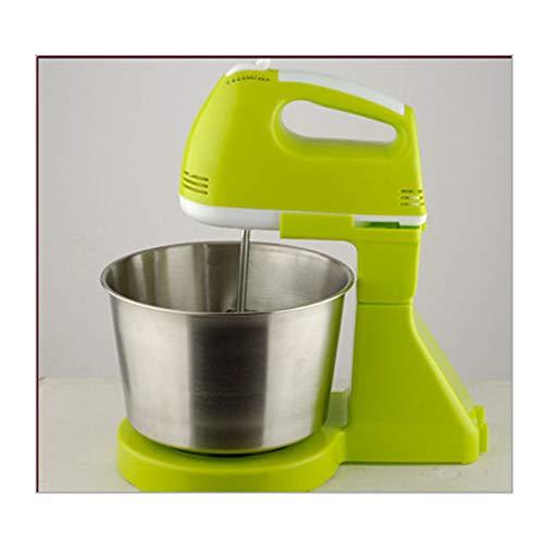 Handmixer en Standmixer, Tilt-Head Elektrische Mixer 7 Speed Beat eieren Beslag Slagroom Meer - groen