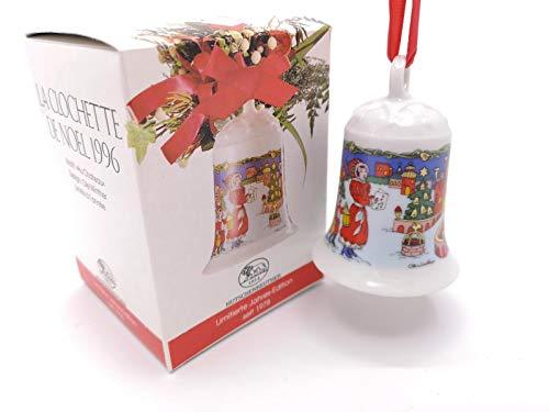 Hutschenreuther - Weihnachtsglocke 1996 - Glocke 1996 - NEU - OVP