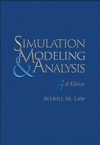 Simulation Modeling and Analysis (McGraw-Hill Series in...