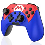Wireless Controller for Nintendo Switch/Switch Lite,Switch Pro Controller with Turbo, Motion,Vibration Function,Wake up,Switch Wireless Controller