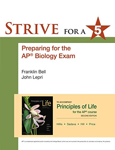 Strive for a 5: Preparing for the AP Biology Exami