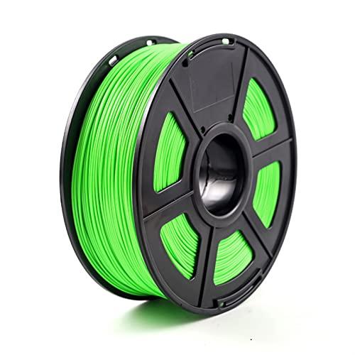 Filamento stampante 3D Filamento della stampante 3D. ABS 1.7. 5mm 1kg / 2.2LB ADDOMINALI Materiale di consumo di plastica per stampante 3D e penna 3D ADDOMINALI Filamento Adattarsi alla maggior parte
