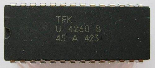 BLAUPUNKT TFK U 4260 B 45 A 423 Chip Ersatzteil 8945901532 Sparepart