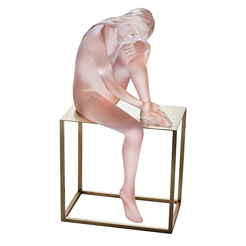 Daum Crystal Louison Pink 05401-1