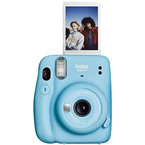 Product Image of the Fujifilm Instax Mini 11 Instant Camera - Sky Blue