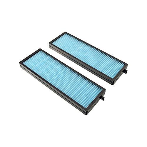 Blue Print ADG02570 Innenraumfiltersatz / Pollenfiltersatz