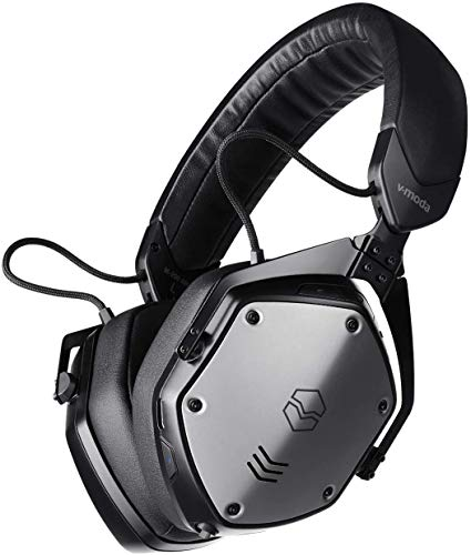 V-MODA M-200 ANC Cuffie over-ear Bluetooth wireless con cancellazione del rumore e microfono per telefonate