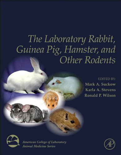 The Laboratory Rabbit, Guinea Pig, Hamster, and Other Rodents (American College of Laboratory Animal Medicine) (English Edition)