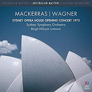 Sydney Opera House Opening Concert 1973