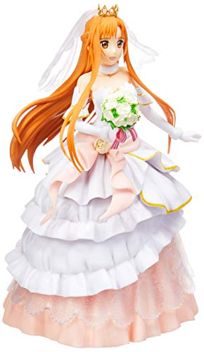 FIGURE SWORD ART ONLINE CODE REGISTER - ASUNA WEDDING - COLEÇÃO NOIVAS REF.28570/28571