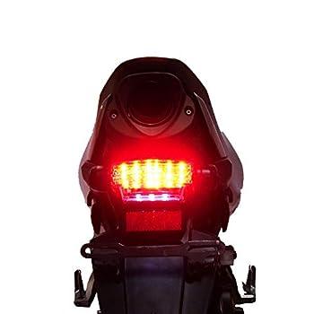 Best 2009 honda cbr600rr integrated tail light Reviews