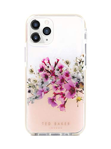Ted Baker Anti-Shock Case for iPhone 12 Pro Max (6.7 inches) - Jasmine