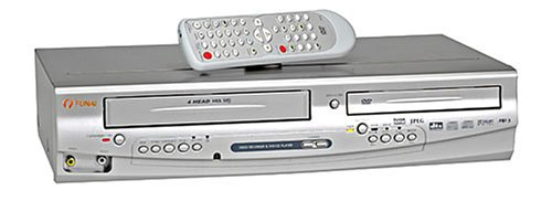 FUNAI DVD Player/VHS Recorder DPVR-6530