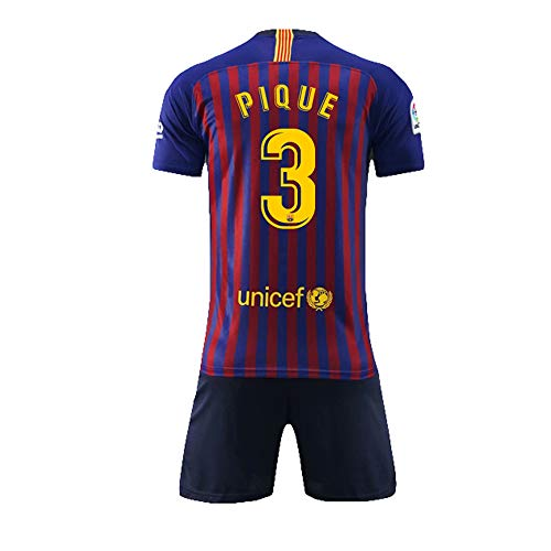 Football Sportswear, Suitable For Children, Match Suits, Barcelona Club Jerseys, Home Away
