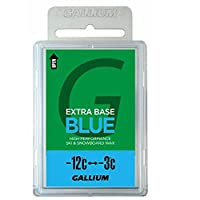 GALLIUM ガリウム WAXワックス EXTRA BASE BLUE 100g [SW2074] エクストラ ベース ブルー スノーボード ベースワックス