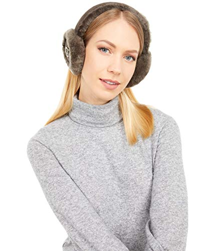 UGG Womens Classic Non Tech Earmuff In Chestnut