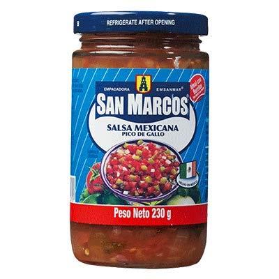 Salsa Mexicana Pico De Gallo 230 G