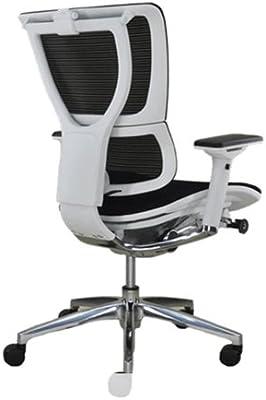 Super Silla Ergonomica. Soporte Lumbar, Brazos 4D, Desplazamiento de asiento, Respaldo Malla