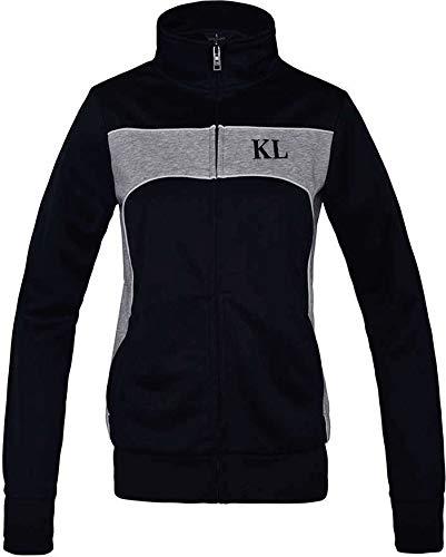 Kingsland KLdallas Sweatjacke, Navy Unisex Herrena, Kin18_FS_Gr.:M