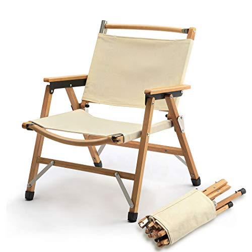 TOMOUNT クラシックチェア 木製 ウッド アウトドア チェア コンパクト収納 脚キャップ 折りたたみ椅子 耐荷重100kg キャンプ お釣り 登山 携帯便利