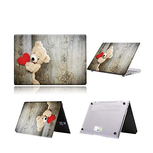 Funda rígida para Huawei MateBook D15/D14/MateBook 14 2021/X Pro 14'/MateBook 13/14/MateBook X 2020 Print Notebook Cover - 5.Teddy Bear-MateBook 13 AMD Ryze