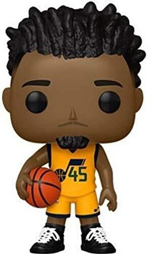 Funko-Pop NBA Utah Jazz-Donovan Mitchell (Alternate) S5 Figura Coleccionable, multicolor (50819)