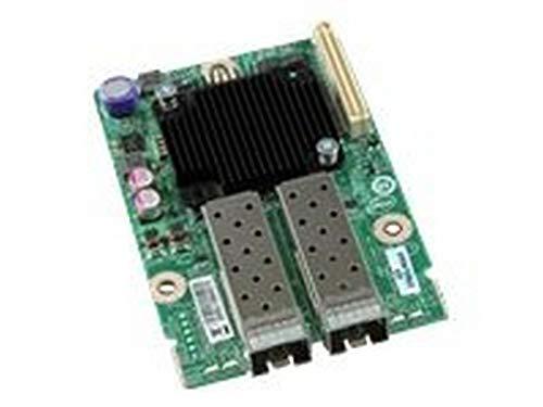 Intel AXX10GBNIAIOM Adaptador y Tarjeta de Red - Accesorio de Red (Alámbrico, USB, Ethernet, 10000 Mbit/s, 10/100/1000/10000 Mbps, 10 Gbit/s) Verde