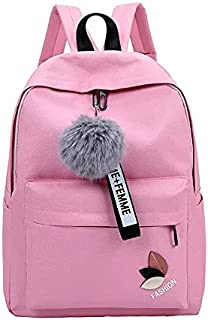 Bizanne Fashion Medium Size Fashion Backpack for Girls Women Backpack College Bag for Girls Stylish Backpack for Women Sty...