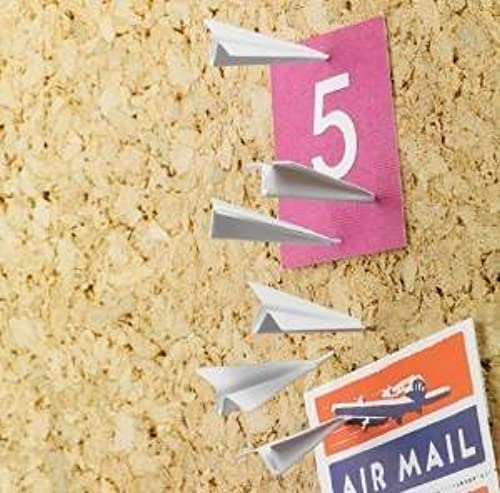 Design Ideas Paper Airplane Pushpins by Design Ideas