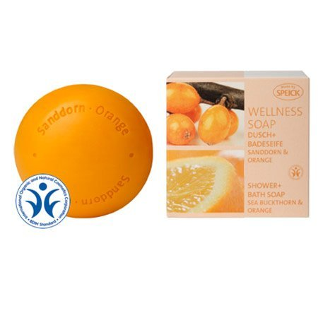 Speick Wellness Soap Sanddorn & Orange 6er Pack (6 x 200 g)