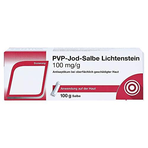 PVP JOD Salbe Lichtenstein 100 g