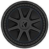 Kicker CVX154 COMPVX 15' Subwoofer Dual Voice Coil 4-Ohm 1000W