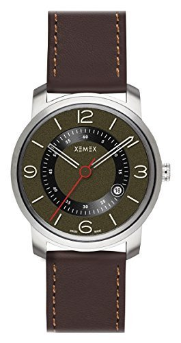 XEMEX Piccadilly Quarzo Rif. 880.22 3 Hands Date