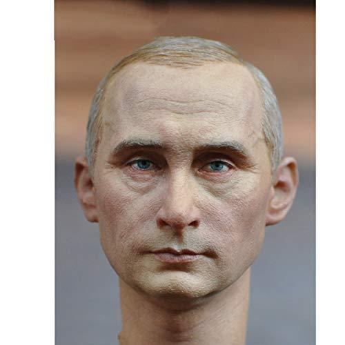 Leying Soldatensimulationskopfskulptur Im Maßstab 1/6 Präsident Trump Putin (Putin)