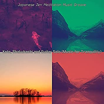 Koto, Shakuhachi and Guitar Solo (Music for Tranquility)