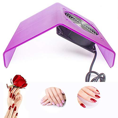 Nagelstofzuiger Machine Manicure Gereedschap, Zelf 18W Nail Art Stofafscheider Salon Zuigmachine Stofzuiger Salon Schoonheidstool