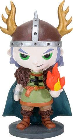 SUMMIT COLLECTION Norsies Loki The Mischievious Shapeshifting Trickster God Cute Norse Mythology Collectible Figurine
