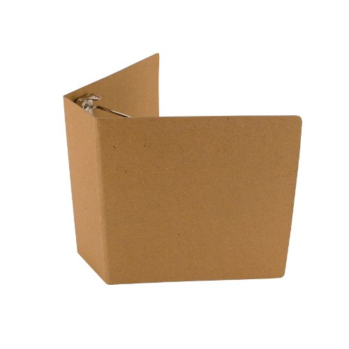 Guided Products ReBinder Select Recycled Chipboard Binder, 4 Inch (GDP00051)