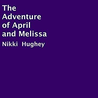 The Adventure of April and Melissa cover art