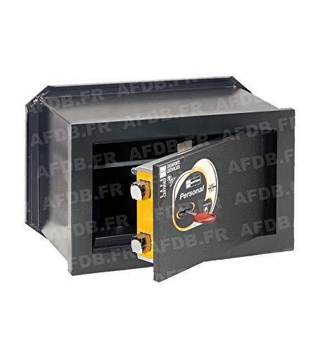 CASSAFORTE PERSONAL C/CHIAVE 290x410xp200 COD.111220