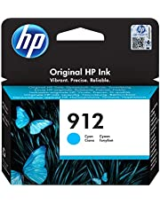 HP 912 Inktcartridge Cyaan, Standaard Capaciteit (3YL77AE) origineel van HP