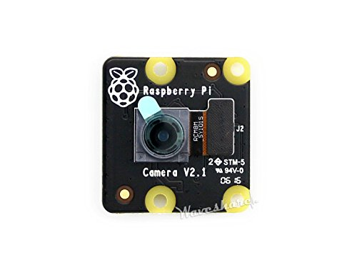 Waveshare Official Raspberry Pi Infrared Camera Module V2 Supports Night Vision Supports Raspberry Pi and Jetson Nano