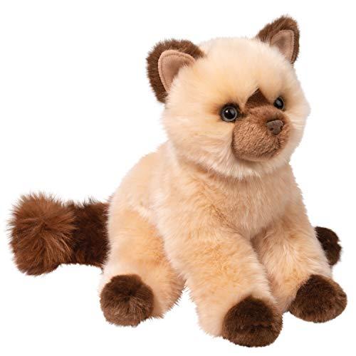 Douglas Mitzy Himalayan Cat Plush Stuffed Animal
