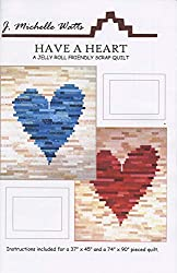 Have a Heart, a quilt pattern by J. Michelle Watts